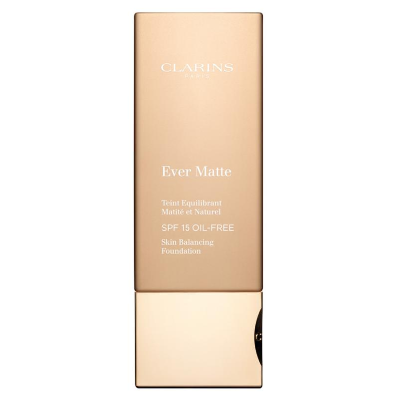 Clarins Ever Matte Foundation Spf15