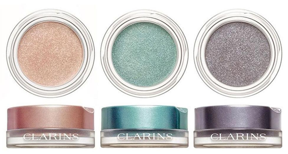 Clarins Ombre Iridescente Eyeshadow Pot