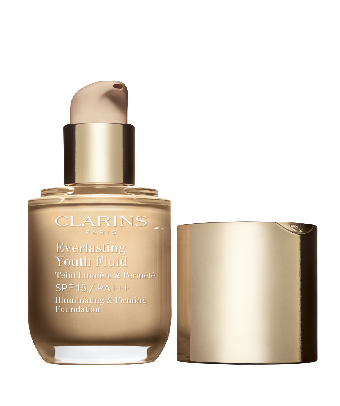 Clarins Everlasting Youth Fluid Foundation Spf15