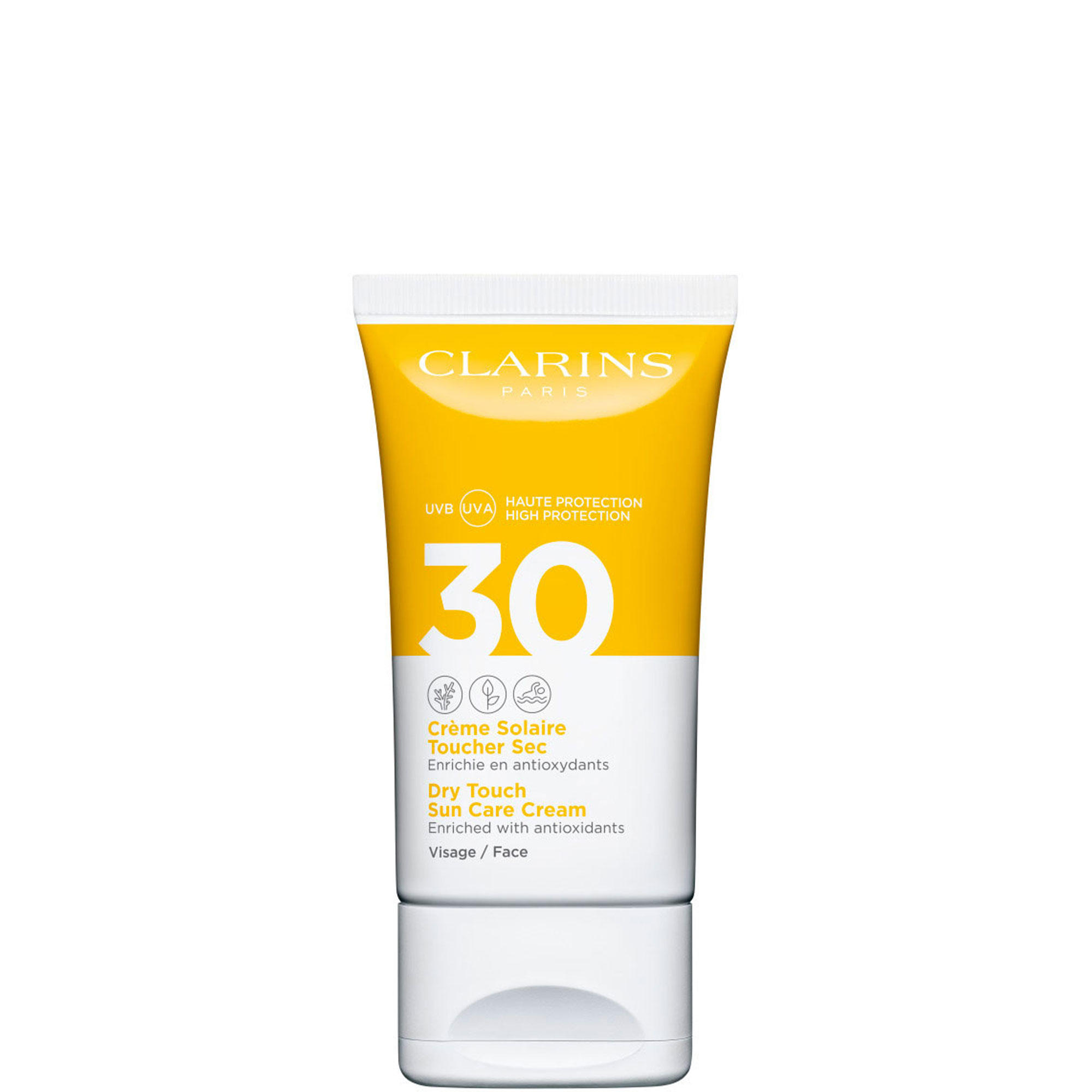 Clarins Dry Touch Sun Care Cream