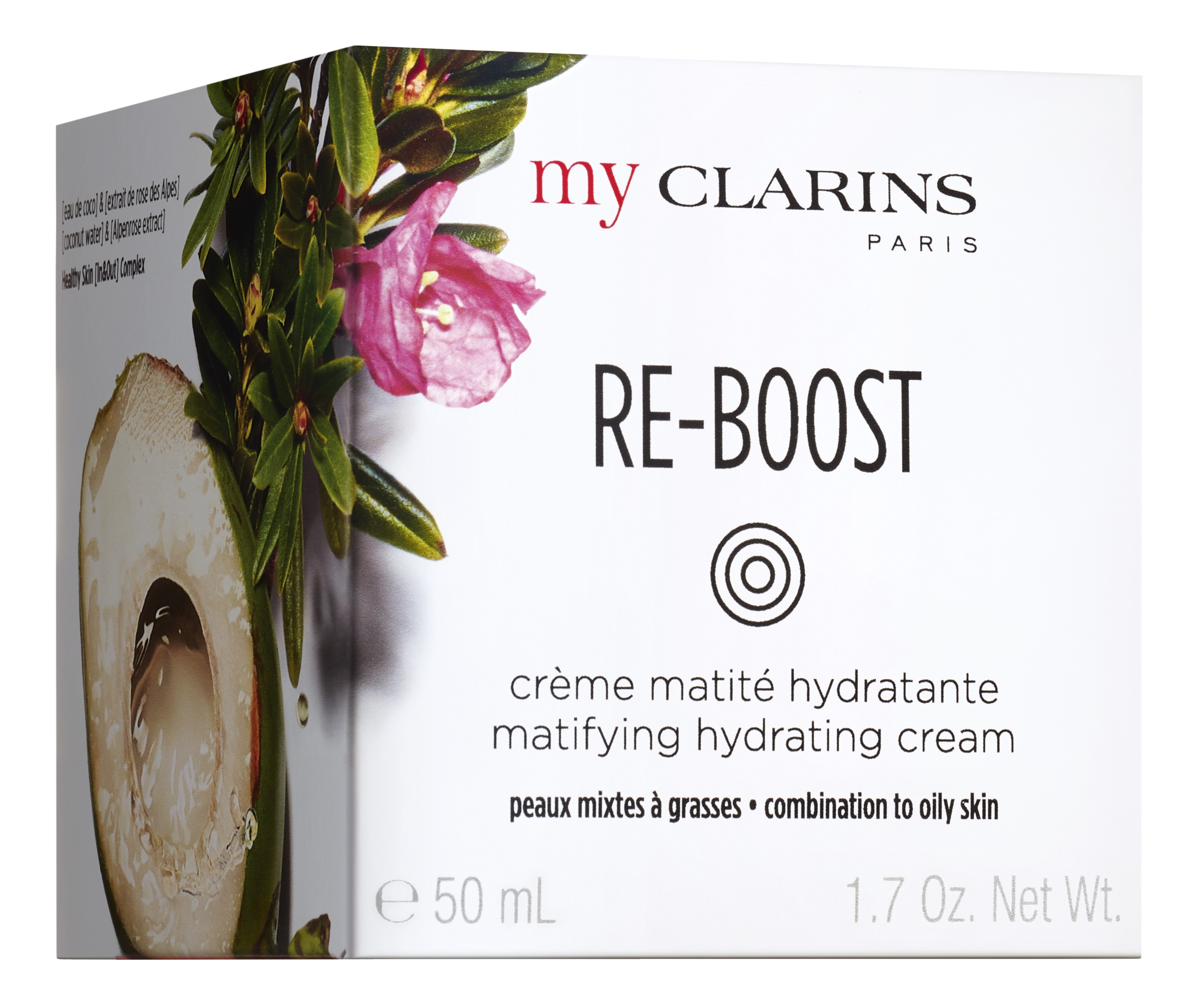 My Clarins Re-Boost Hydrating Cream