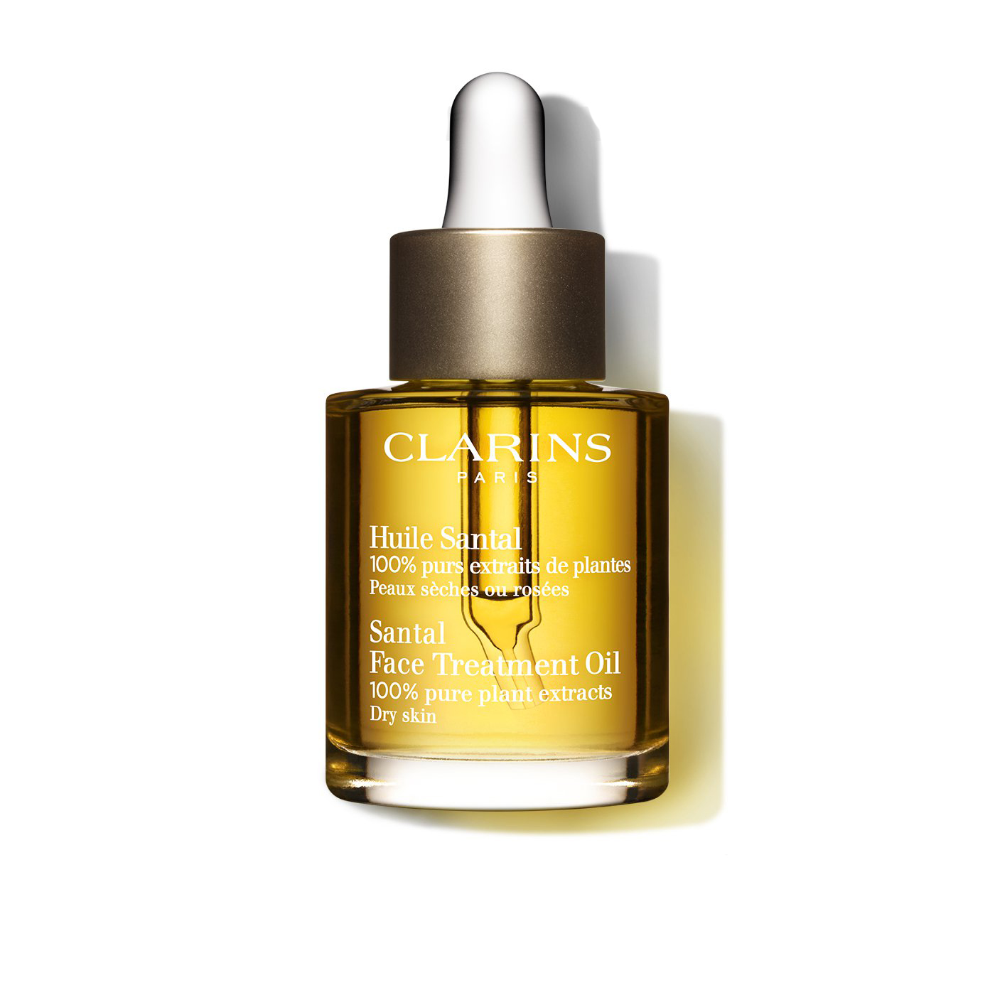 Clarins Huile Face Treatment Oil